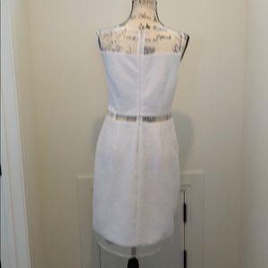 Calvin Klein Dresses - Calvin Klein white sleeveless dress size 10 NWT